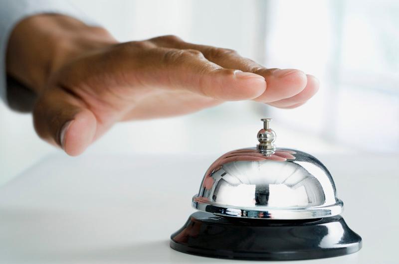 Conserjería, vigilancia y control de accesos por profesionales de confianza